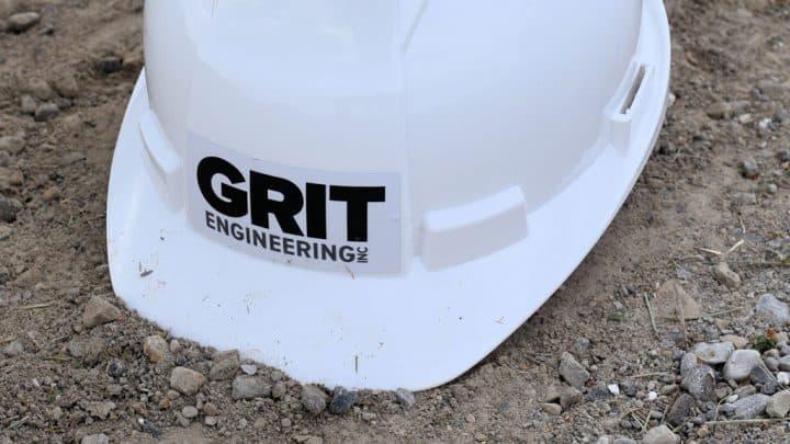 Grit Hard Hat