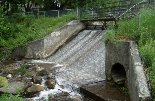 Harrington Dam